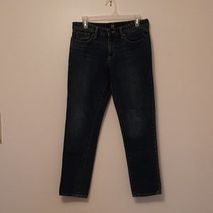 Gap Jean's 26 regular sexy boyfriend cut